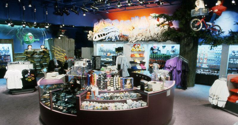 Rick Swisher Architect Universal Studios Gift Shop